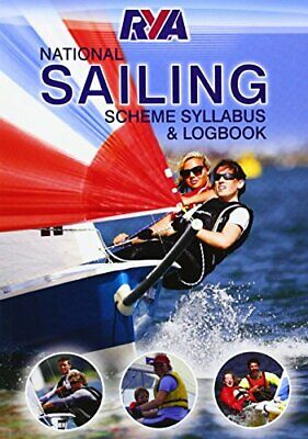 RYA National Sailing Scheme Syllabus and Logbook by Harry Styles Book The Cheap