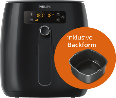 Philips HD 9645/90 Avance Collection Airfryer Heißluftfriteuse
