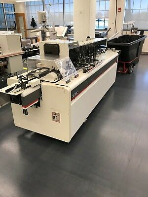 Bell & Howell, Mailstar 400 aka 775 Inserter with 6 Insert Stations