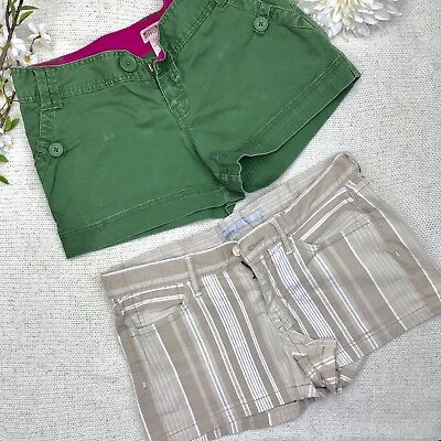 Women's Mixed lot Shorts Size 7 Size 8