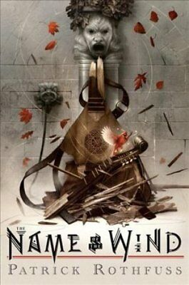The Name of the Wind: 10th Anniversary Deluxe Edition by Patrick Rothfuss...