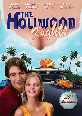 The Hollywood Knights New DVD! Ships Fast!