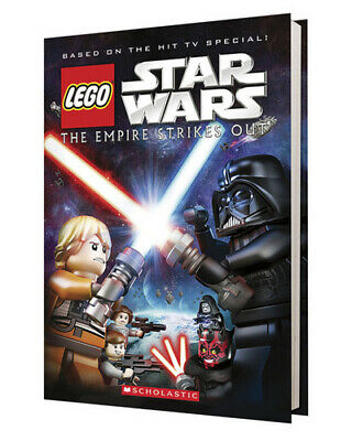 Lego Star Wars: The Empire strikes out by Ace Landers (Hardback)
