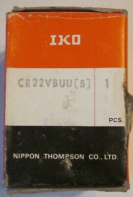 Iko Nippon Thompson Co Cr22Vbuu Cam Follower New In The Box