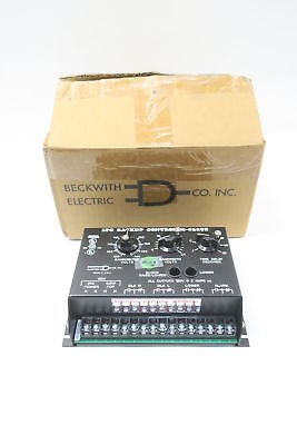 New Beckwith M-0329B Ltc Backup Control Voltage Controller 2A 120V-Ac D592108
