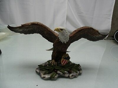 RARE Crystal Cathedral Ministries Eagles Club Figurine
