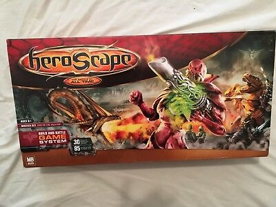 Hasbro Heroscape Rise of the Valkyrie 100% Complete Master Set