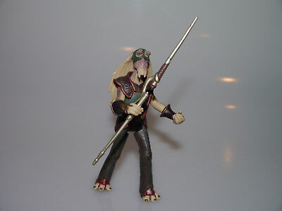 Star Wars / Episode 1 / Captain Tarpals - Electro Pole /  Hasbro Kenner