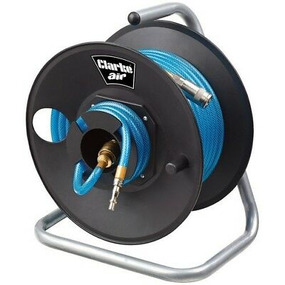 Clarke CAR20PC 20m Air Hose Reel 3126250