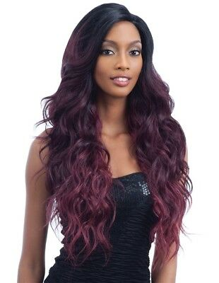 Freetress Equal Synthetic Premium V Shaped Lace Front Wig Loose Deep - V-002