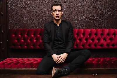 Panic At The Disco Poster (03) - 4 Sizes You Choose - Uk Seller - Brendon Urie