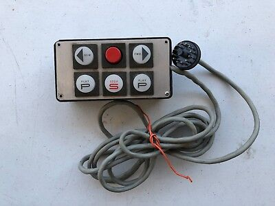 Reel To Reel Remote Control