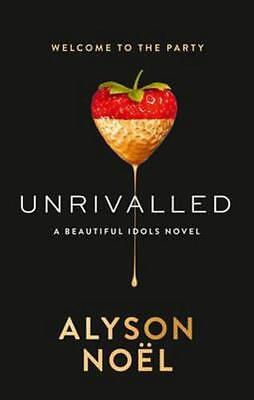 NEW Unrivalled By Alyson Noel Paperback Free Shipping
