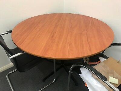 Office Desk Round Table