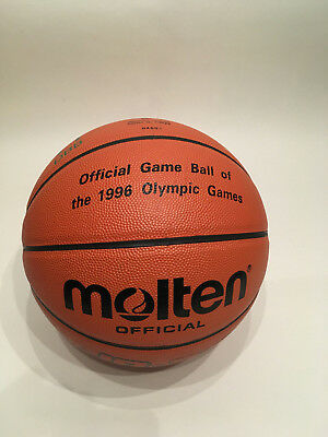 Molten FIBA 1996 Olympic Games JB-77 B7L Basketball