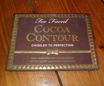 Two Faced Cocoa Contour Palette