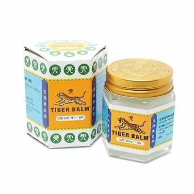 Tiger Balm White Muscle Ointment Massage Rub Pain Relief 21g