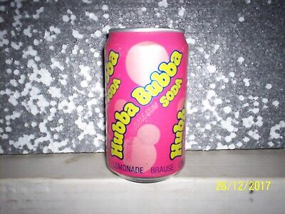 Hubba bubba soda can