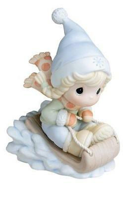 """Precious Moments # 710016 """" Let Your Spirit Soar Glee"""" Collectible Figurine New"""