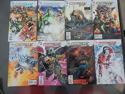 Brightest Day Comic lot - Issues #1-24!