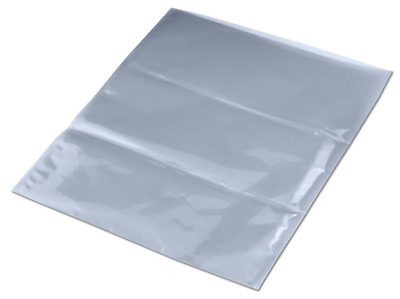 Large Durable Anti Static Open Top Bags for Gadgets Electrical Parts, Pack of 50