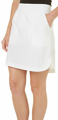 Coral Bay Golf Womens Woven Dolphin Skort