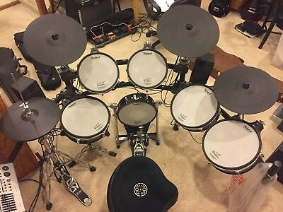 Used Electric Drum Set: Roland - TD 20S V-Pro Series