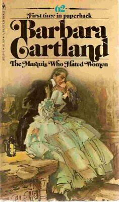 Marquis Who Hated Women by Cartland, Barbara Paperback Book The Cheap Fast Free