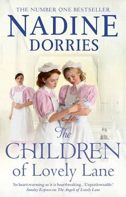 The Children Of Lovely Lane by Dorries, Nadine Book The Cheap Fast Free Post