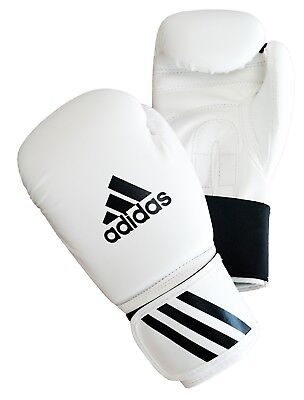 Adidas Speed 50 Boxing Gloves Sparring White 10oz 12oz 14oz Training