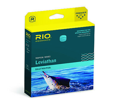NEW RIO PRODUCTS LEVIATHAN 26' SINK TIP FLY LINE 600 GRAIN fly fishing billfish