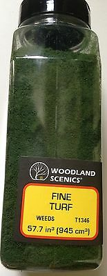 Woodland Scenics Fine Turf Weeds # T1346 Factory Sealed
