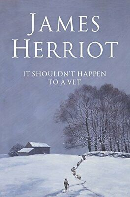 It Shouldn't Happen to a Vet by Herriot, James Paperback Book The Fast Free