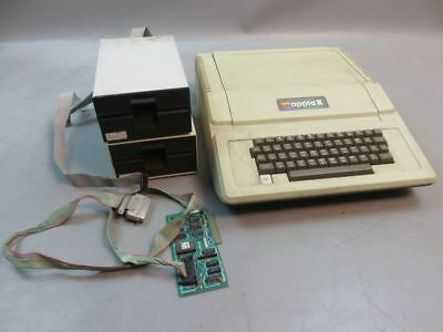 Apple II - 2 europlus computer