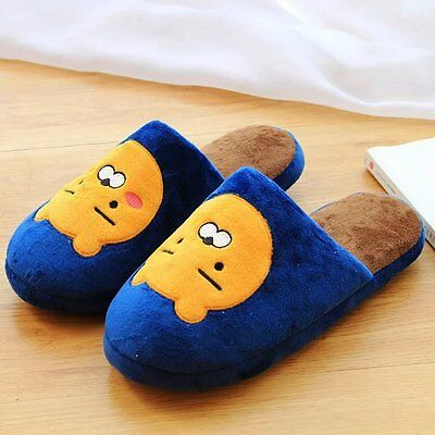 [Kakao Friends] Kakaotalk Characters Ryan,Neo,Apeach,Tube Applique Home Slippers