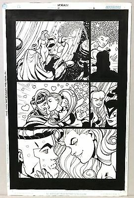 Wildstorm/DC Comics Mr. Majestic #6 Page 5 Ed McGuinness Original Art