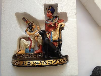 Myths and Legends the Egyptian Collection Pharo, Princess, Panther Egypt Queen