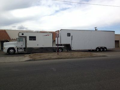 Toterhome and Stacker Trailer - Price Reduced!