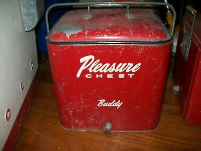 Buddy Pleasure Coke Cooler