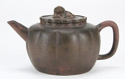 A Chinese Pottery Teapot
