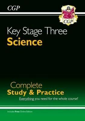 New KS3 Science Complete Study & Practice (with Online Edition) 9781841463858