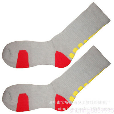 Stylish Thicken Towel Men's Socks Sport Basketball Elite Bicycle Sock