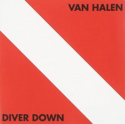 Van Halen - Diver Down - Van Halen CD O6VG The Fast Free Shipping