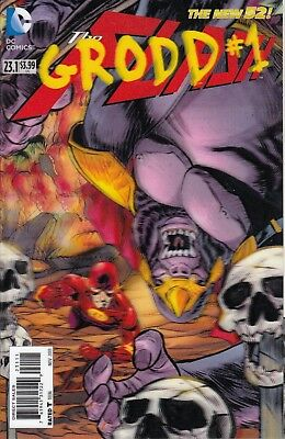 THE FLASH 23.1...4th Series ...3D Cover .....NM-...2013......Bargain!