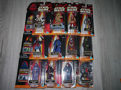 Star Wars Episode 1 / Collection 2 / Hasbro / Auswahl