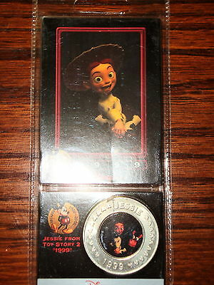 1999 Disney Coin Jessie From Toy Story