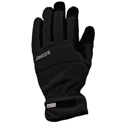 Firm Grip X-Large Blizzard Gloves with Thinsulate and Hand Warmer Pocket