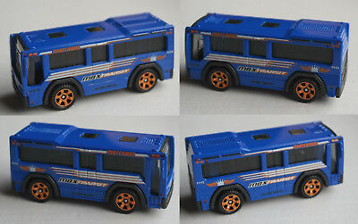 Matchbox - City Bus / MBX C.B.T. 801 blau