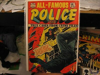 All Famous Police 15    LB Cole Cover