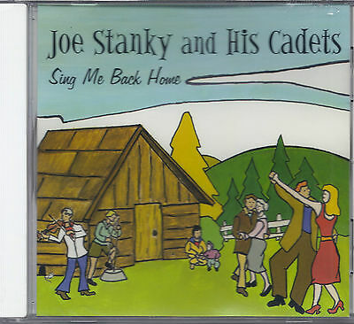"JOE STANKY and HIS CADETS  ""Sing Me Back Home""  NEW SEALED POLISH POLKA CD"